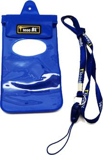 Teoo BL Vanntett Bag for Mobiltelefon (70*120mm - Blå)