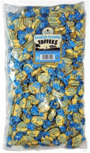Walkers English Creamy Toffees 2.5kg
