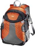 Kamera-ryggsäck Hama Bormio 140 Orange, Svart