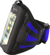 Running Armband for smarttelefon (Blå)