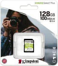 SD-hukommelseskort Kingston SDS2 100 MB/s exFAT 64 GB