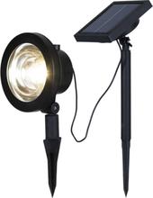 Solcells-spotlight Powerspot