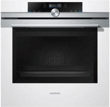 Pyrolyse ovn Siemens AG HB673GBW1F 71 L TFT Display 3600W Hvid