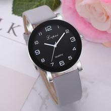2020 New Arrival Fashion Quartz Watches Women Lvpai Women's Casual Quartz Leather Band Watch Analog Wrist Watch