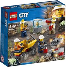 Lego City - Gruvearbeidere 60184