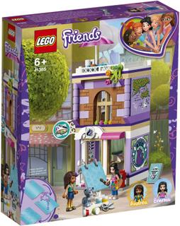 Lego Friends - Emmas atelier 41365