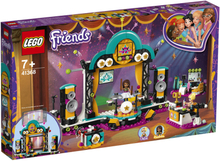Lego Friends - Andreas talentshow 41368