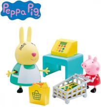 Peppa Gris butikk-lekesett