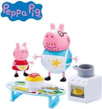 Peppa Gris Messy Kitchen