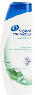Head & Shoulders Soothing Care Shampoo 400 ml