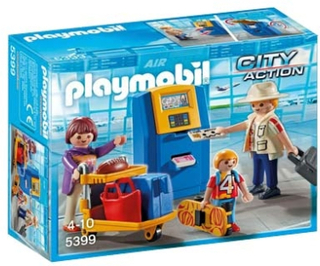 Playmobil City Action Familie - 5399