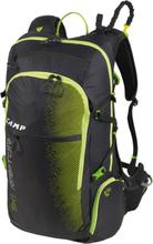 Camp Ski Raptor Backpack 30l black/green 2019 Skidryggsäckar