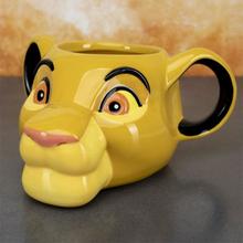 Løvenes Konge 3D Kopp Simba 3dl