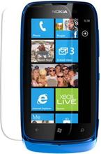 Nokia Lumia 610 Displayskydd (Spegel)