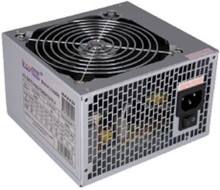 PC nätaggregat LC-Power LC420H-12 V1.3 ATX 420 W utan certifiering