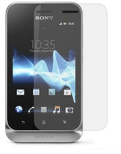 Sony Xperia Tipo Screen Beskyttelsesfilm (Klar)