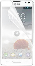 LG Optimus L9 Displayskydd (Spegel)