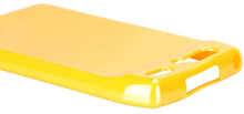 Candy Colorz (Gul) Motorola RAZR Deksel