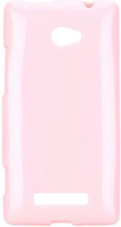 GlitterShell (Lyserosa) HTC 8X Deksel