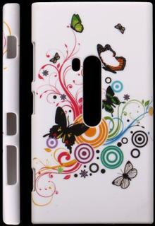 Valentine (Diverse Sommerfugler) & Sirkler) Nokia Lumia 920 Deksel