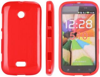 Candy Colors (Rød) Nokia Lumia 510 Deksel