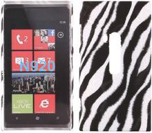 Safari (Diagonal Sebra) Nokia Lumia 920 Deksel