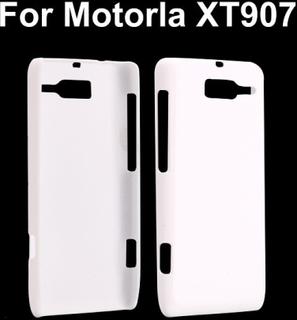 Hard Shell (Hvit) Motorola DROID RAZR M Deksel