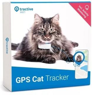 Tractive GPS kat tracker