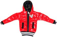 Iceman (Rød) Smartphone Jacket - Stor