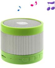 EWA A105 (Grønn) Trådløs Bluetooth Høyttaler m/ Mikrofon