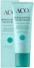 ACO Pure Glow Rebalancing Night Balm 50 ml