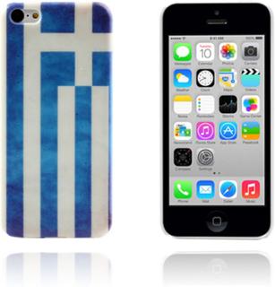 Flag (Hellas) iPhone 5C Deksel