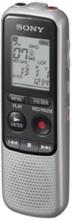 Sony ICDBX140.CE7 Voice Recorder Sølv