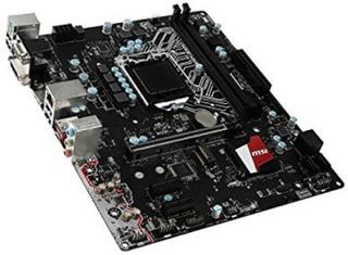 Moderkort MSI H110M GRENADE Intel® H110 Chipset 2 x DDR4 32 GB