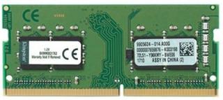 RAM-minne Kingston KVR24S17S6/4 4 GB DDR4