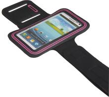 GYM Armbåndsdeksel for Samsung Galaxy S3 (Rosa)