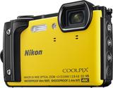 Nikon Coolpix W300 Gul Holiday Kit, Nikon