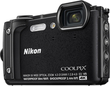 Nikon Coolpix W300 Svart Holiday Kit, Nikon