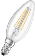 Osram Ra95 LED Kerte 5W E14 Klar, Dimbar