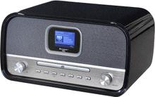 Soundmaster: Stereo BT/CD/USB och radio