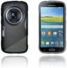S-Line (Svart) Samsung Galaxy K Zoom Deksel