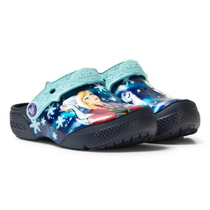 Crocs Crocs Fun Lab Frozen Clogs Navy C5 (EU 20-21) - Babyshop