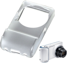 Soft Shell (Gjennomsiktig) Samsung Galaxy Camera Deksel