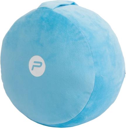 Pure2Improve Meditationskudde blå