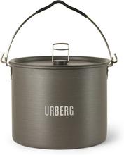 Urberg Kettle 6,5 L Köksutrustning Svart OneSize