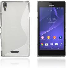Lagerlöf (Grå) Sony Xperia T3 Skal