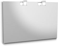 Gustavsberg Spegel Artic - 100cm-Med Belysning