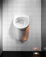Gustavsberg Urinal 7G51 - dold vattenanslutning
