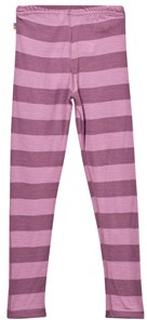 Joha Block Stripe Leggings Rosa 150 cm (11-12 år)