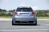 Bakdel nedre ABS-plast, Audi A3 8P 03-08 3DR